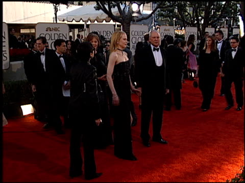 steve buscemi at the 2002 golden globe awards at the beverly hilton in beverly hills california on january 20 2002 - steve buscemi stock videos and b-roll footage