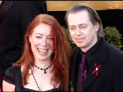 Steve Buscemi at the 2005 Screen Actors Guild SAG Awards Arrivals at the Shrine Auditorium in Los Angeles California on February 5 2005