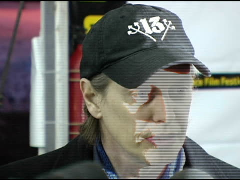 steve buscemi at the 2005 sundance film festival 'nine lives' premiere at the eccles theatre in park city, utah on january 24, 2005. - steve buscemi stock videos & royalty-free footage