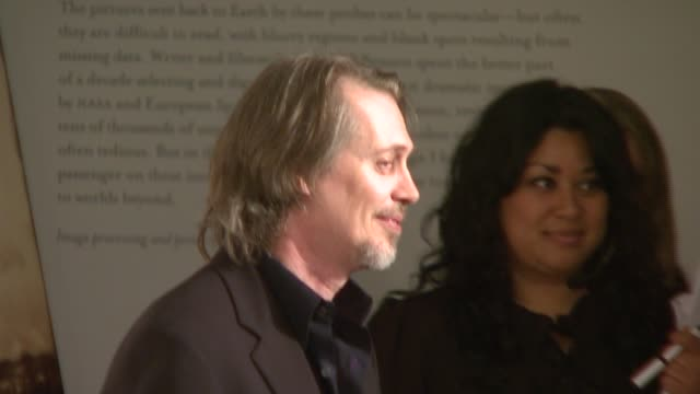 steve buscemi at the 'bury my heart at wounded knee' premiere at the american museum of natural history in new york new york on may 23 2007 - steve buscemi stock videos & royalty-free footage