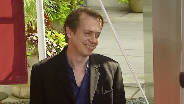 steve buscemi at the 'charlotte's web' los angeles premiere at arclight cinemas in hollywood california on december 10 2006 - steve buscemi stock videos & royalty-free footage