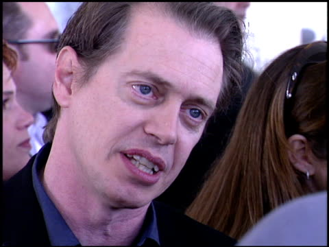 Steve Buscemi at the Independent Spirit Awards on March 23 2002