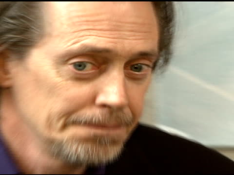 steve buscemi at the 'paris je t'aime' premiere at paris theater in new york, new york on may 1, 2007. - steve buscemi stock videos & royalty-free footage
