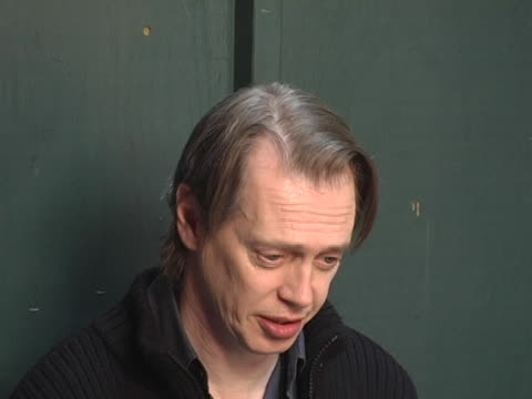steve buscemi of lonesome jim at the 2005 hp portrait studio presented by wireimage day four at hp portrait studio in park city utah - steve buscemi stock videos & royalty-free footage