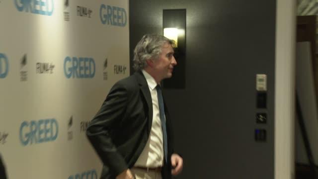 stockvideo's en b-roll-footage met steve coogan at 'greed' special screening at ham yard hotel on february 12 2020 in london england - steve coogan
