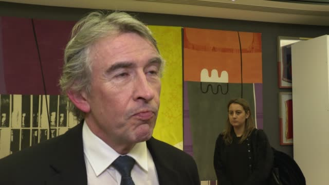 steve coogan on the themes of the story, on philip green and the problems with the system, wanting to create a conversation about the imbalance of... - creativity stock videos & royalty-free footage