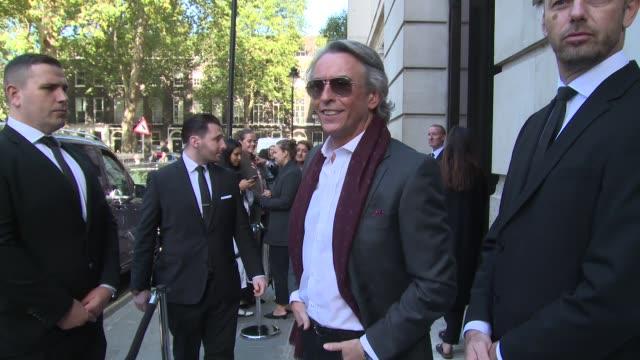 stockvideo's en b-roll-footage met steve coogan sir rich michael winterbottom at victoria house on september 15 2018 in london england - steve coogan