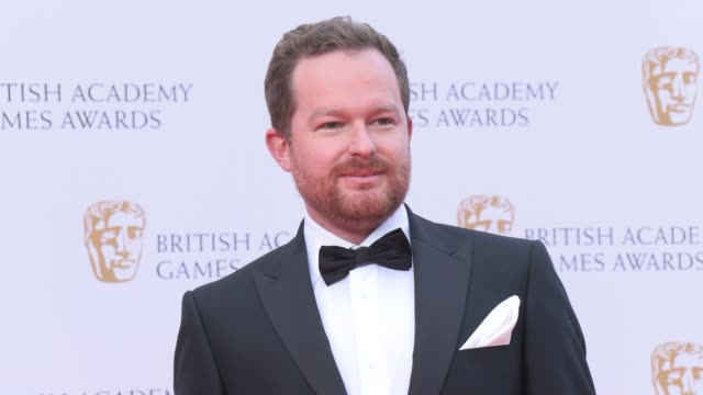 steve filby on april 04 2019 in london united kingdom - british academy television awards stock videos & royalty-free footage