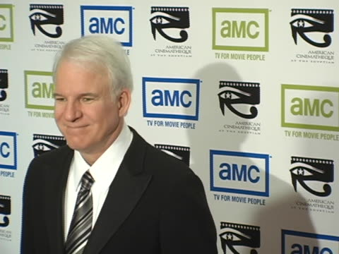vidéos et rushes de steve martin at the 19th annual american cinematheque award honoring steve martin at beverly hilton hotel in beverly hills, california. - the beverly hilton hotel