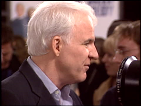 steve martin at the 'cheaper by the dozen' premiere at grauman's chinese theatre in hollywood california on december 14 2003 - dozen stock videos & royalty-free footage