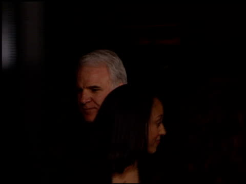 Steve Martin at the 'Prince of Egypt' Premiere at Royce Hall UCLA in Westwood California on December 17 1998