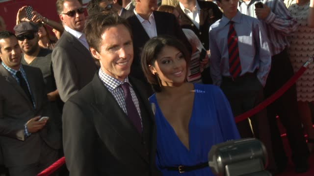 Steve Nash and Brittany Richardson at 2012 ESPY Awards on 7/11/2012 in Los Angeles CA