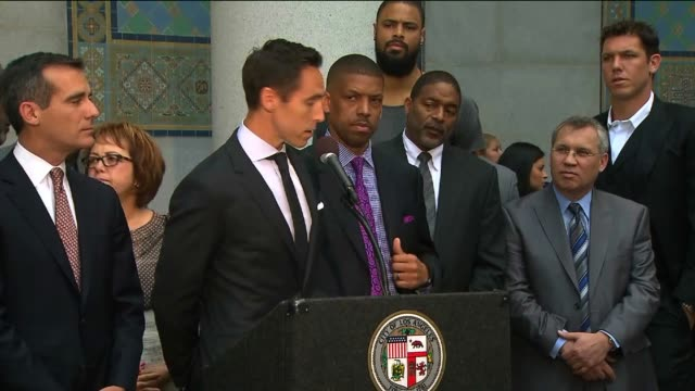 Steve Nash Comments on Los Angeles Clippers and Donald Sterling Ban