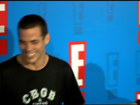 steve o at the e! entertainment television's summer splash event at the hollywood roosevelt hotel in hollywood, california on august 1, 2005. - steve o stock videos & royalty-free footage