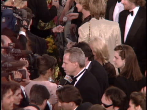 Steve Tisch at the Academy Awards 95 at Shrine