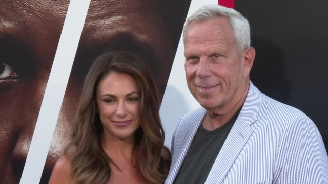 Steve Tisch at the 'The Equalizer 2' Premiere at TCL Chinese Theatre on July 17 2018 in Hollywood California