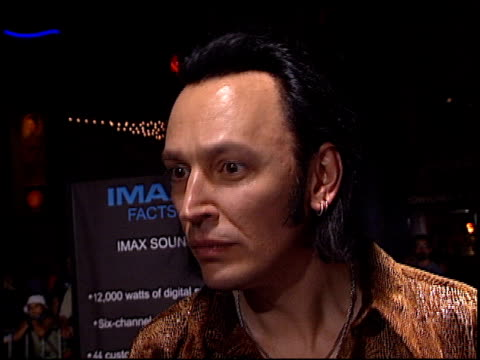 Steve Valentine at the 'Apollo 13' IMAX Premiere at Universal on September 12 2002
