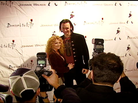 steve valentine at the 'dressed to kilt' arrivals presented by johnnie walker at smashbox studios in los angeles california on october 14 2006 - dressed to kilt stock videos & royalty-free footage