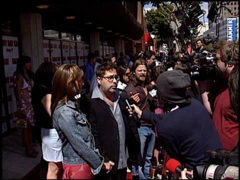Steve Zahn at the 'Daddy Day Care' Premiere on May 4 2003