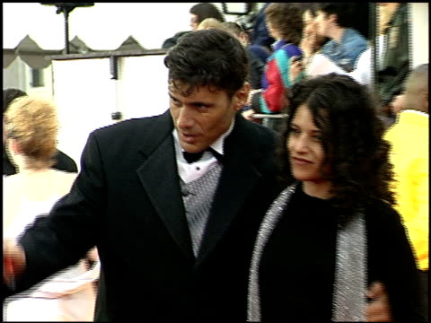 Steven Bauer at the 2001 Screen Actors Guild SAG Awards arrivals at the Shrine Auditorium in Los Angeles California on March 11 2001