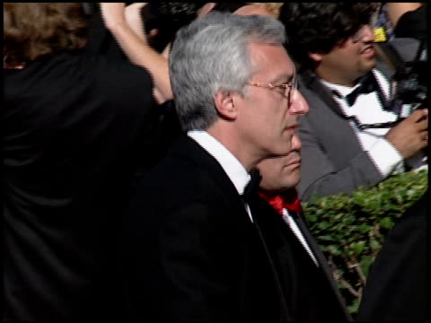 steven bochco at the 1994 emmy awards at the pasadena civic auditorium in pasadena california on september 11 1994 - pasadena civic auditorium stock videos & royalty-free footage