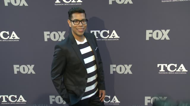 Steven Canals at the FOX Summer TCA 2018 AllStar Party at Soho House on August 02 2018 in West Hollywood California
