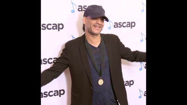 vidéos et rushes de steven marsden at the 2018 ascap rhythm & soul music awards - ascap