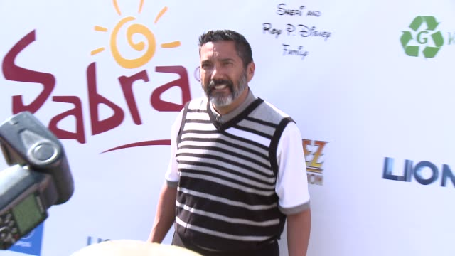 steven michael quezada at the 7th annual george lopez celebrity golf classic presented by sabra salsa at lakeside golf club on may 05, 2014 in toluca... - toluca lake stock videos & royalty-free footage