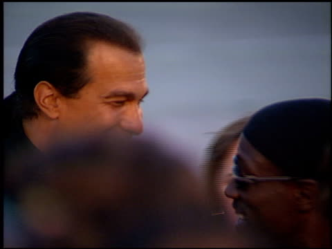 steven seagal at the 'twister' premiere on may 8 1996 - twister 1996 film stock videos and b-roll footage