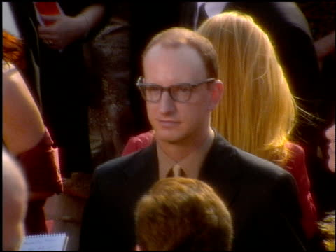 steven soderbergh at the 2001 academy awards at the shrine auditorium in los angeles california on march 25 2001 - 73rd annual academy awards stock videos & royalty-free footage