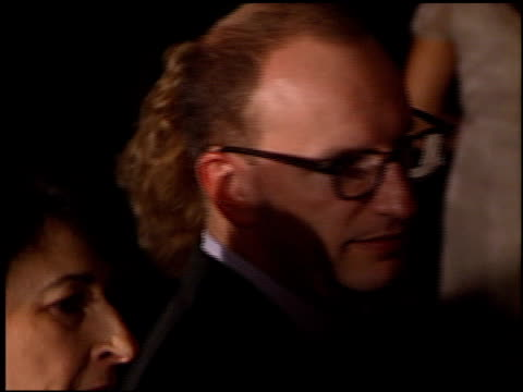 stockvideo's en b-roll-footage met steven soderbergh at the director's guild dga awards at the century plaza hotel in century city, california on march 10, 2001. - century plaza