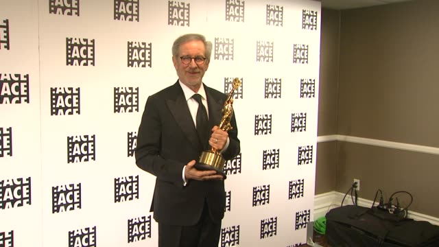 Steven Spielberg 63rd Annual ACE Eddie Awards at The Beverly Hilton Hotel on February 16 2013 in Beverly Hills California