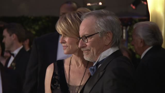 Steven Spielberg at 2012 Governors Ball on 2/26/12 in Hollywood CA