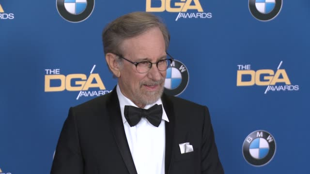 Steven Spielberg at 68th Annual Directors Guild Of America Awards in Los Angeles CA