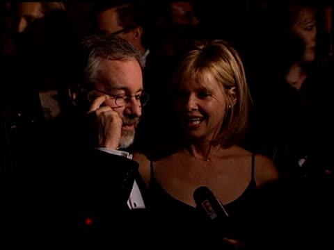 vidéos et rushes de steven spielberg at the 1999 producers' guild golden laurels awards at century plaza in century city, california on march 3, 1999. - century plaza