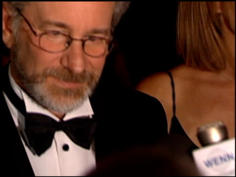 Steven Spielberg at the 1999 Producers' Guild Golden Laurels Awards at Century Plaza in Century City California on March 3 1999
