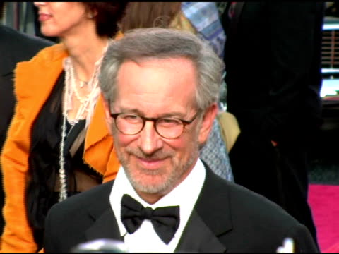 Steven Spielberg at the 33rd AFI Life Achievement Award 'A Tribute to George Lucas' at the Kodak Theatre in Hollywood California on June 9 2005