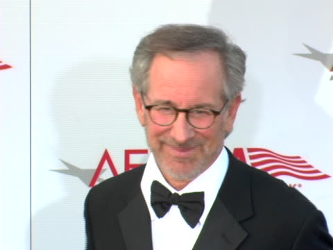 Steven Spielberg at the 33rd AFI Life Achievement Award A Tribute to George Lucas at Kodak Theatre in Hollywood CA