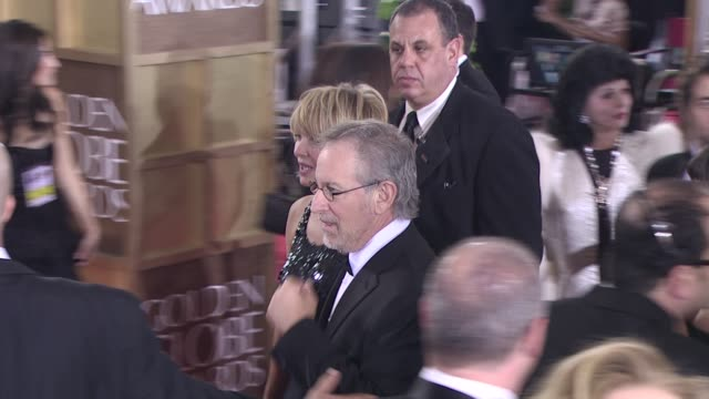 Steven Spielberg at the 66th Annual Golden Globe Awards Arrivals Part 8 at Los Angeles CA