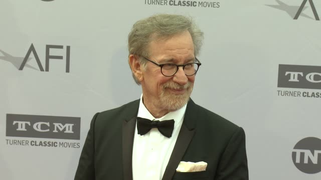 Steven Spielberg at the AFI Life Achievement Awards A Tribute To John Williams at Dolby Theatre on June 09 2016 in Hollywood California