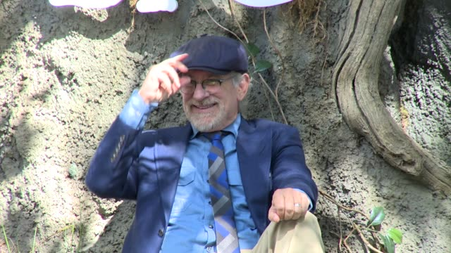Steven Spielberg on July 17 2016 in London England
