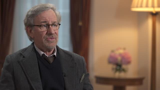 steven spielberg on the tv series 'homeland' - steven spielberg stock videos & royalty-free footage