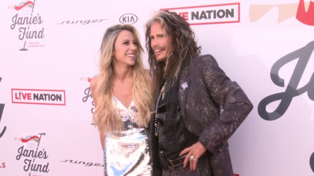 CLEAN Steven Tyler and Live Nation presents Inaugural Janie's Fund Gala GRAMMY Viewing Party in Los Angeles CA
