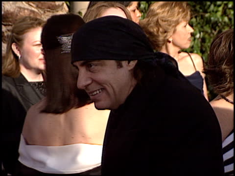 steven van zandt at the 2003 screen actors guild sag awards at the shrine auditorium in los angeles, california on march 9, 2003. - スティーブン ヴァン ザント点の映像素材/bロール