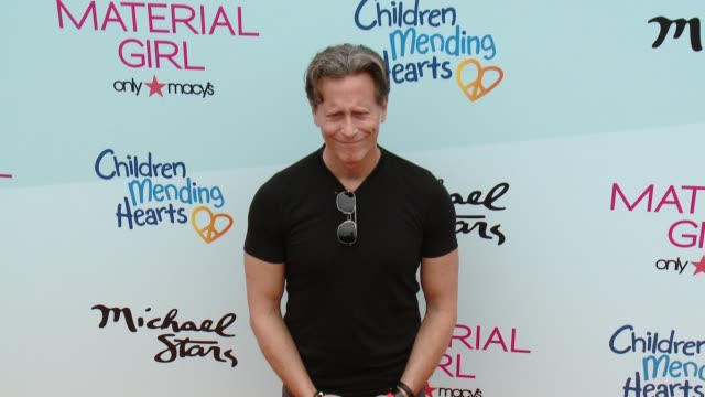 vídeos y material grabado en eventos de stock de steven weber at children mending hearts 7th annual fundraiser empathy rocks on june 14 2015 in malibu california - steven weber