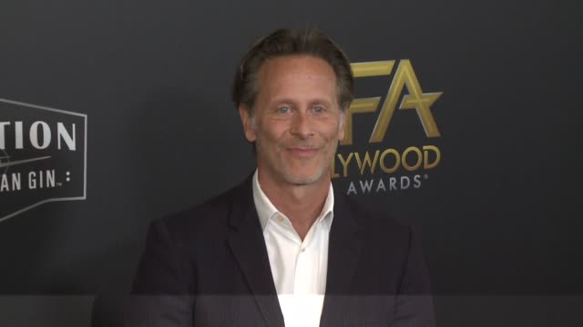 vídeos y material grabado en eventos de stock de steven weber at the 22nd annual hollywood film awards at the beverly hilton hotel on november 04 2018 in beverly hills california - steven weber