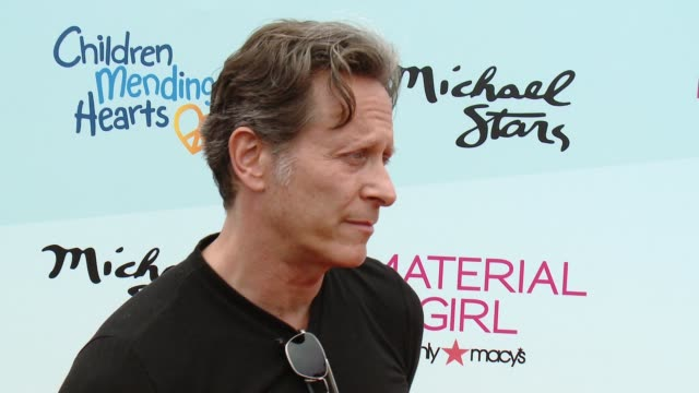 vídeos y material grabado en eventos de stock de interview steven weber on the importance of arts in school at children mending hearts 7th annual fundraiser empathy rocks on june 14 2015 in malibu... - steven weber