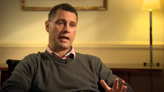 Steven Woolfe describing the altercation at the European Parliament building with a fellow MEP that hospitalised him