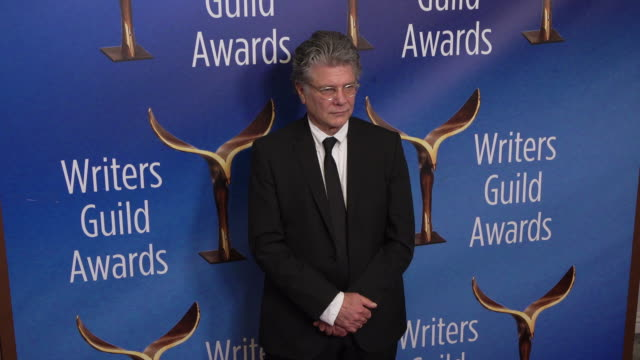 steven zaillian at the 2020 writers guild awards at the beverly hilton hotel on february 01, 2020 in beverly hills, california. - the beverly hilton hotel stock videos & royalty-free footage