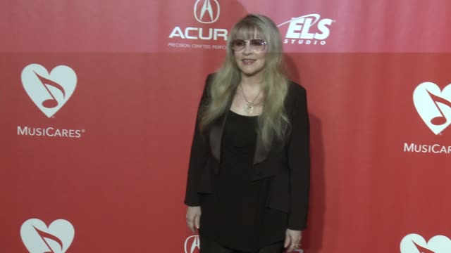 Stevie Nicks at MusiCares Person of the Year Honoring Tom Petty in Los Angeles CA